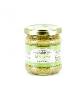 MONASTERE DE NOVY DVUR - Moutarde persil et ail