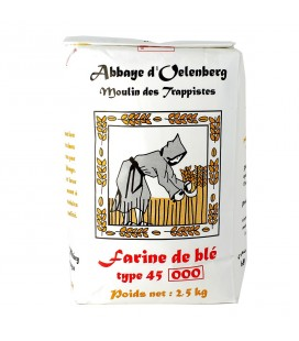 ABBAYE D'OELENBERG - Farine de blé tendre