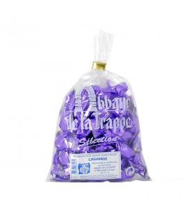 ABBAYE DE LA TRAPPE - Bonbons aux huiles essentielles de lavande