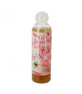 LA SABLIERE - Gel douche exfoliant à la rose