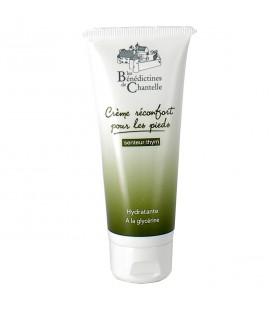 LES BENEDICTINES DE CHANTELLE - Crème réconfort pour les pieds