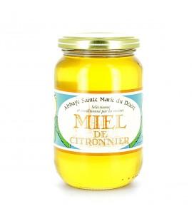 ABBAYE DU DESERT - Miel de citronnier 500 g