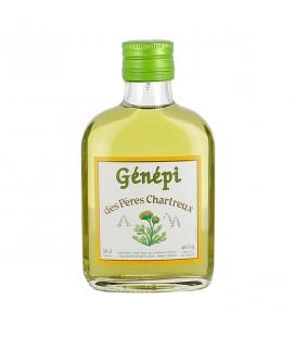 CHARTREUSE - Génépi en flasque