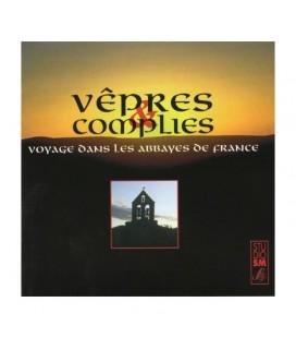 CD - Vêpres & Complies