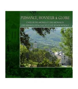 ABBAYE EN CALCAT - CD - Puissance, Honneur & Gloire