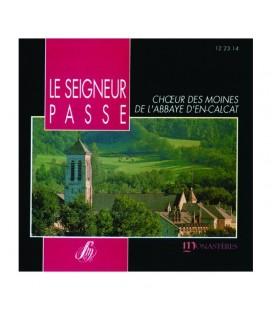 ABBAYE EN CALCAT - CD - Le Seigneur Passe