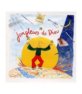 CD - Jongleurs de Dieu.