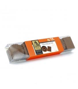 ABBAYE DE CAMPENEAC - Etui de 30 chocolats au lait
