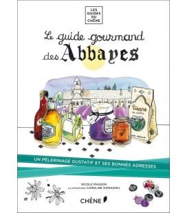 LIVRE n°25 -  Le livre gourmand des Abbayes