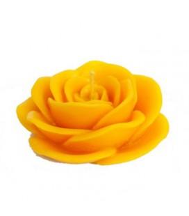 MONASTERE DE BOIS-SALAIR - Bougie rose de mai N°15