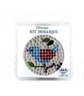 L'ARCHE - Kit mosaïque oiseau