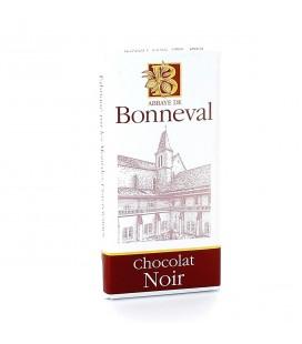 ABBAYE DE BONNEVAL - Tablette de chocolat noir