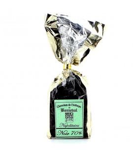 ABBAYE DE BONNEVAL - Napolitains au chocolat noir