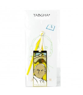 TABGHA - Marque-pages Jean-Paul II