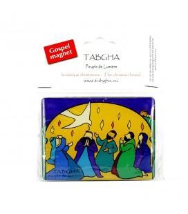 TABGHA - Magnet La Pentecôte