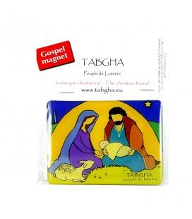 TABGHA - Magnet La Naissance de Jésus