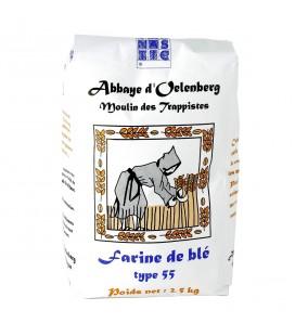 ABBAYE D'OELENBERG - Farine de blé