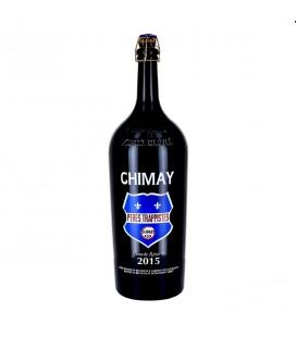 CHIMAY - Bière Grande Réserve 2015 en Jéroboam