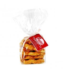 MONASTERE NOTRE DAME DE MOLDAU - Torcetti biscuits à la pâte feuilletée et sablée