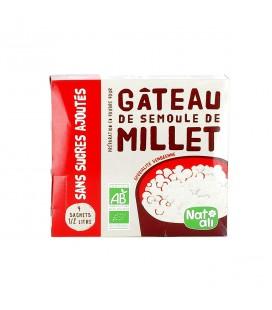 NAT-ALI - Préparation pour gâteau de semoule de millet bio PROMOTION