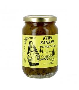 ABBAYE N-D DE L'ANNONCIATION - Confiture de kiwi et banane