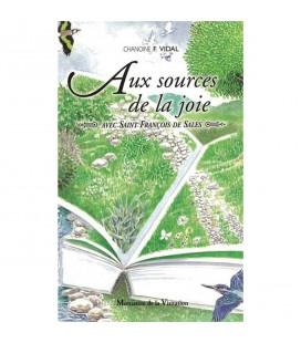 LIVRE - Aux sources de la joie - avec Saint François de Sales