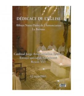 DVD - Dédicace de l'Eglise
