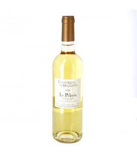 CHARTREUSE DE MOUGERES - Le Pèlerin 2013 - vin blanc IGP