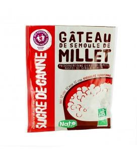 NAT-ALI - Préparation pour gâteau de semoule de millet bio