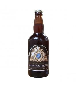 ABBAYE DE SAINT-WANDRILLE - Bière ambrée d'abbaye