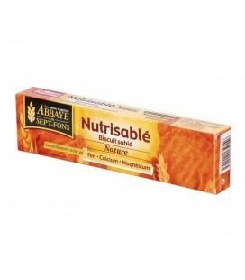ABBAYE DE SEPT-FONS - Nutrisablé biscuit sablés