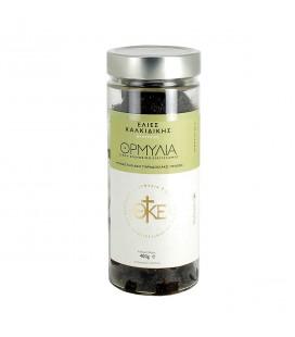 MONASTERE D'ORMYLIA - Olives noires de Grèce