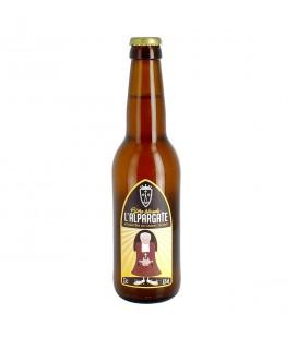 MONASTERE DU CARMEL DE SENS - Bière blonde L'Alpargate
