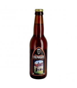 MONASTERE DU CARMEL DE SENS - Bière ambrée L'Alpargate