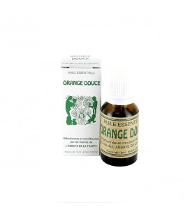 DESTOCKAGE - Huile essentielle d'orange douce